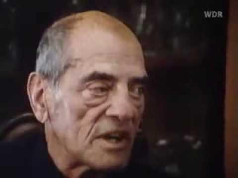 Luis Buñuel  Gespräch mit JeanClaude Carrière
