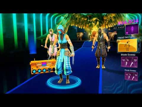 Dance Central 3 - Party Rock Anthem - (Hard/100%/Gold Stars) (DLC)