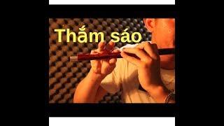 Hướng dẫn Thổi sáo : Gọi Tên Em Trong Đêm -  Thắm sáo