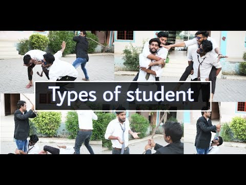 Types of student | School memories | We Are One