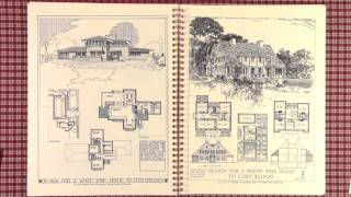 House Design Competitions - Book 10 - Designs For Sixty Houses - 1916-1917