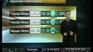 Inside Look On Japanese Stocks - Bloomberg