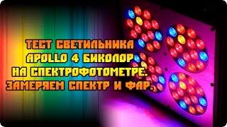 видео Cветильник cветодиодный APOLLO 4 (140Вт)