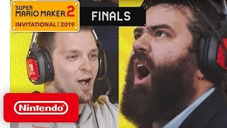 Download Super Mario Maker 2 Invitational 2019 Finals Mp3 and Videos