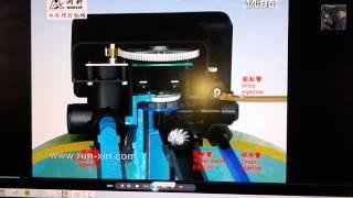 Моя система водоподготовки. Клапан RUNXIN F69A3(, 2015-04-01T04:22:11.000Z)