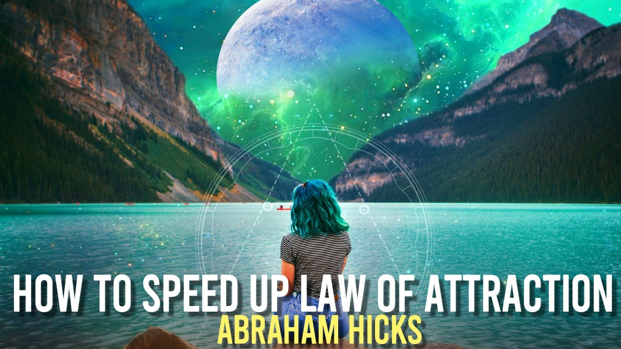 Abraham Hicks - DO THIS TO SUPERCHARGE MANIFESTING (law of attraction)