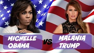 Michelle Obama vs Melania Trump | Who