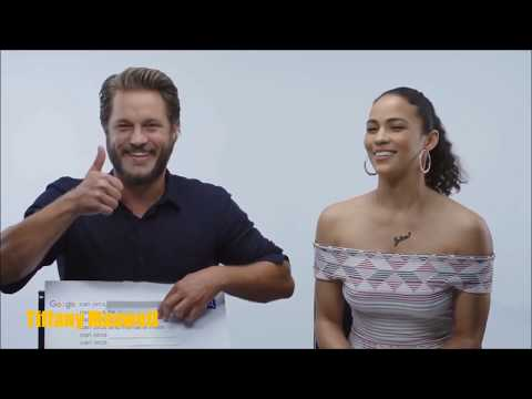 Travis Fimmel - Funny Moments