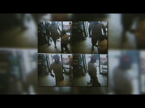 *BREAKING NEWS* Video released of Michael Brown store incident