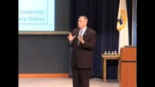 CSF 2012 | Honorable Robert Work: Under SECNAV Keynote Address