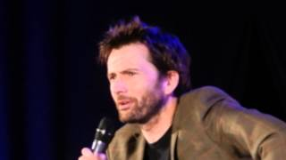 David Talking about his accents for How to Train Your Dragon Audiobooks