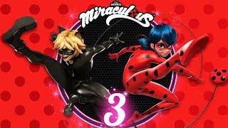 MIRACULOUS | 🐞 TRAILER - SEASON 3 🐞 | Tales of Ladybug and Cat Noir