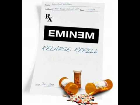 EMINEM - BUFFALO BILL (NEW LEAK RELAPSE REFILL 2009)