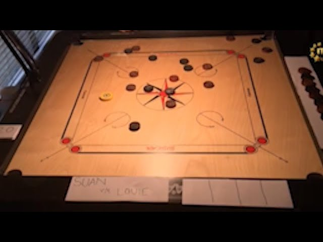 """North Eastern United States Carrom Association Presents """"Play at Home"""" Online Tournament"""