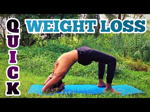 Yoga for weight loss video in tamil