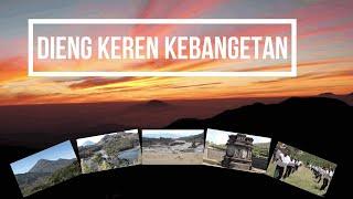 Destinasi Wisata Negeri Diatas Awan Dieng Jawa Tengah