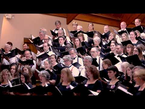 """Crossing Over"" - Harmonium Choral Society"