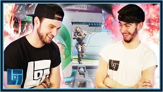 Ali-A Vs Razzbowski - COD BO3: Boss Battle | Legends of Gaming