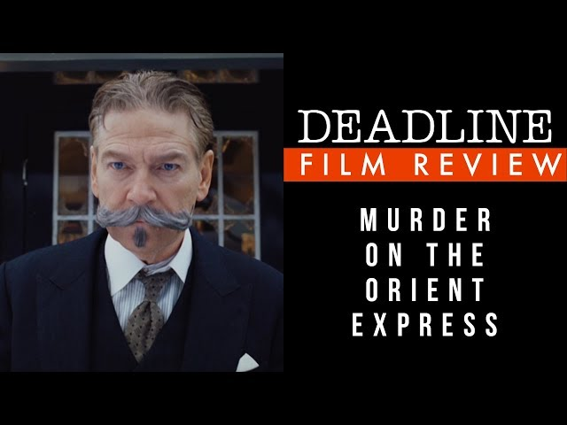 Watch Murder On The Orient Express Review Scenery Outshines All
