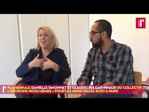 Danielle Simonnet Et Claudio Pulgar-Pinaud : « Notre Démarche S'inscrit Dans Le Communalisme »