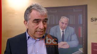 Baixar Promovohet kolana per Skenderbeun e Kristo Frasherit l ABC News Albania