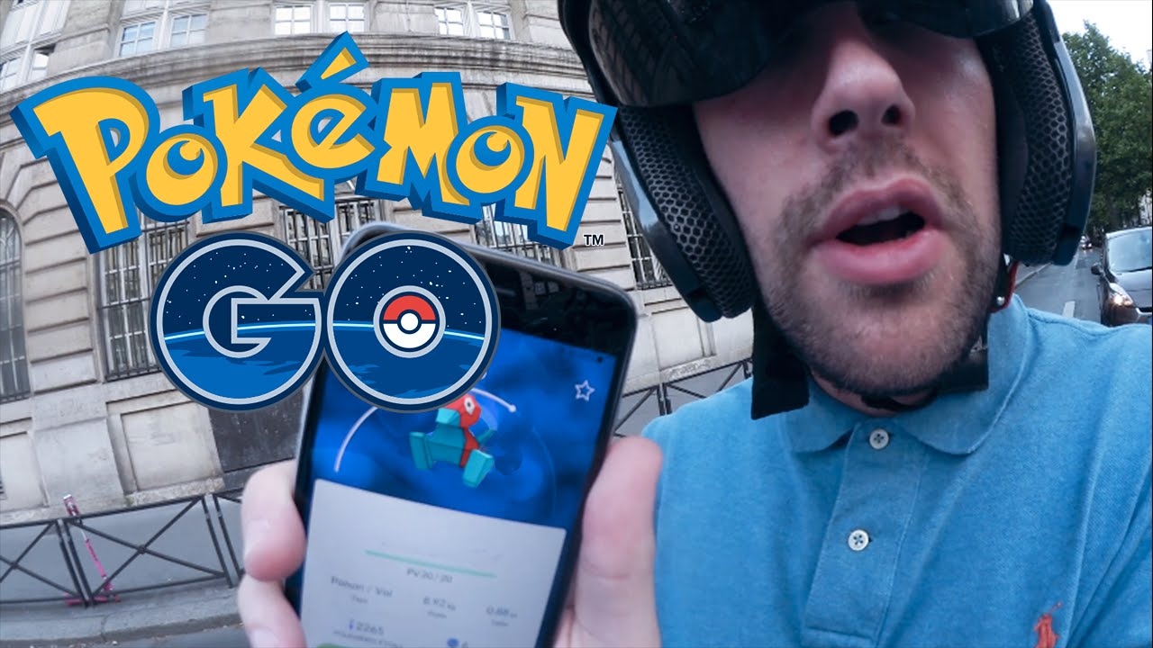 capture de pok mon dans paris vlog pokemon go youtube. Black Bedroom Furniture Sets. Home Design Ideas