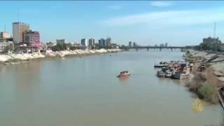 هذا الصباح- التاكسي النهري من وسائل النقل في بغداد