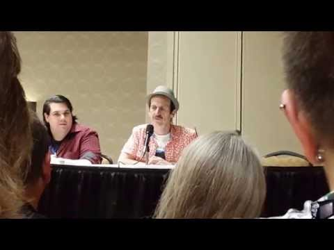 American Horror Story's Denis O'Hare ComicCon Panel 2015