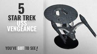 Top 10 Star Trek Uss Vengeance [2018]: Star Trek Starships U.S.S. Vengeance Vehicle Special & Mag.