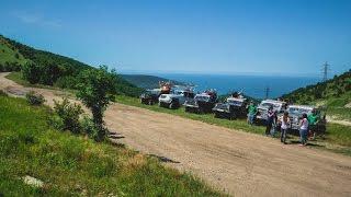 Джиппинг в Кабардинке 2016(Джиппинг в Кабардинке