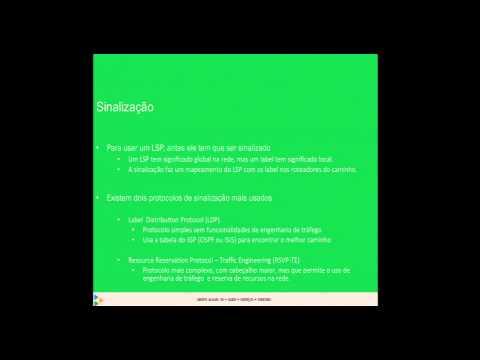 PTT Fórum 8: Introdução ao MPLS