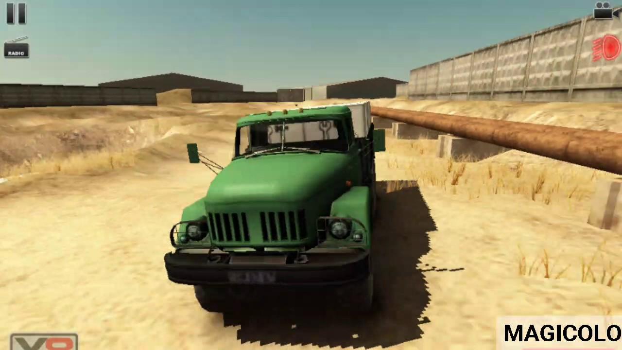 Y8 Games Free Truck Driver Crazy Road 2 Y8 Youtube
