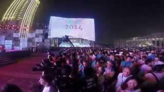 Nanjing 2014  Venezuela Apertura Villa Olímpica Juvenil