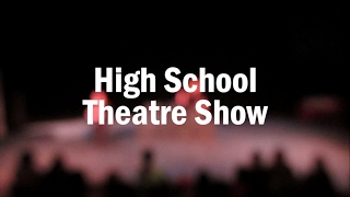 """Uncapped Theater Highlight - """"High School Theatre Show"""" & Bows"""