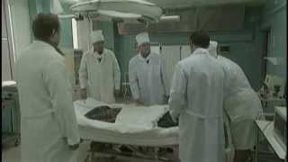 Василий Горчаков в роли Евгения Чазова. Эпизод сериала «Красная площадь» (2004)