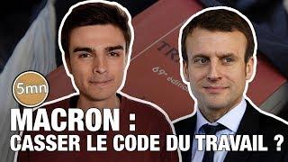 Macron veut-il vraiment
