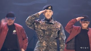 181023 통일대 열린음악회 JUN. K :: THINK ABOUT YOU__HANDS UP jun.k 検索動画 17