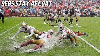 49ers Vs Redskins (WK7) |Reaction