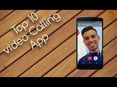 Top 10 video calling apps