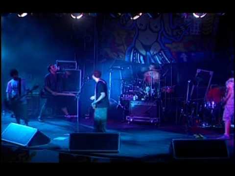 ACABOU LA TEQUILA - ABRIL PRO ROCK 98
