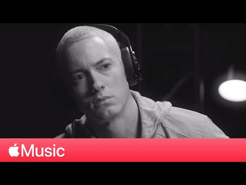 Eminem Talks to Zane on Beats 1
