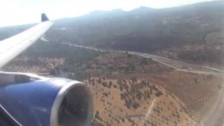 Thomas Cook a330-300 Hard Landing Palma de Mallorca
