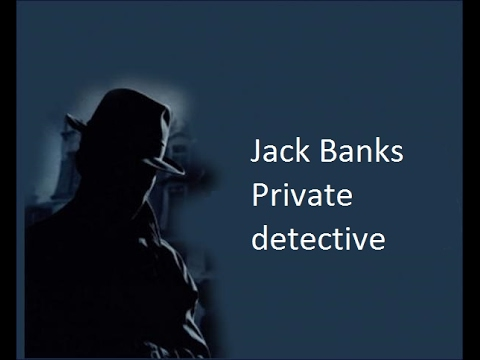 Jack Banks Private Detective