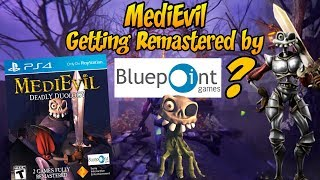 MediEvil Getting Remastered by Bluepoint Games?