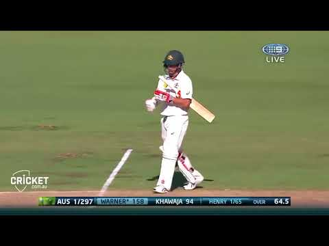 David Warner 253 vs New Zealand