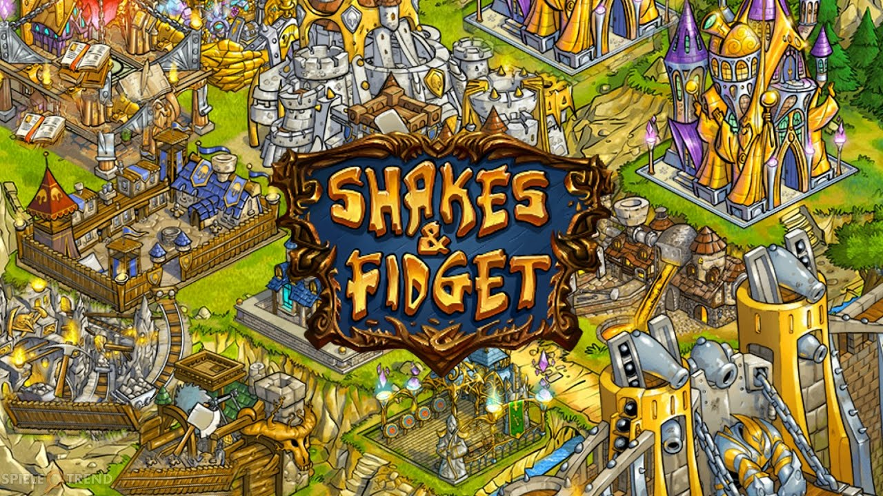 Festung Shakes And Fidget
