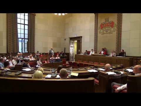 Cambridge City Council meeting - 19th April 2018