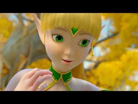 Download Dragon Nest |2|Throne of Elves|Part 06|''Arrival of a Flying Fish II''|In Hindi| by Anonymous People