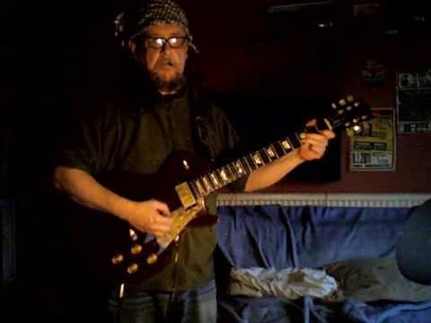 johnny el bib egyptian rock les paul studio