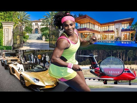 Serena Williams's Net Worth ✪ Biography ✪ House ✪ Cars ✪ Income ✪ Pets - 2018